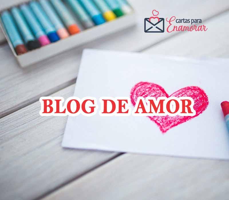 blog de amor