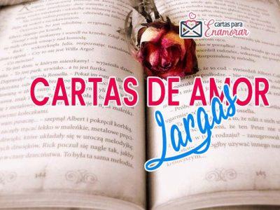 Cartas de Amor Largas para Enamorar