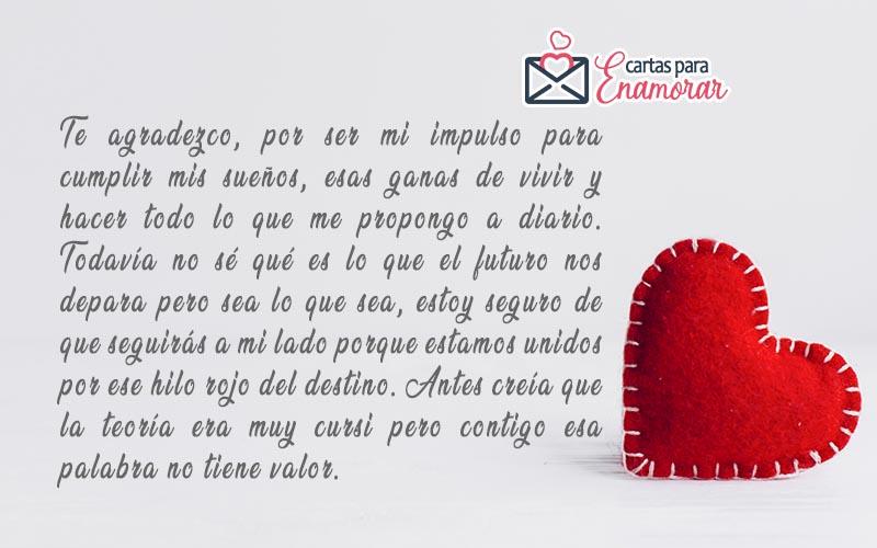 cartas de amor para el amor de mi vida
