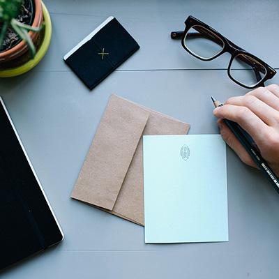 como empezar a escribir una carta de amor