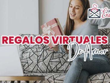 Regalos virtuales de amor: Para un Amor a distancia