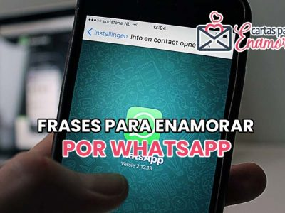 Frases para enamorar a una amiga por Whatsapp