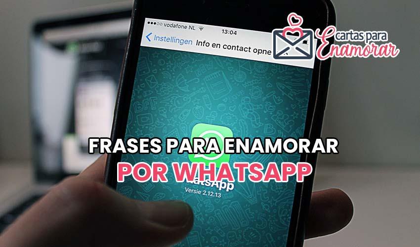 Frases para enamorar a una amiga por Whatsapp especial