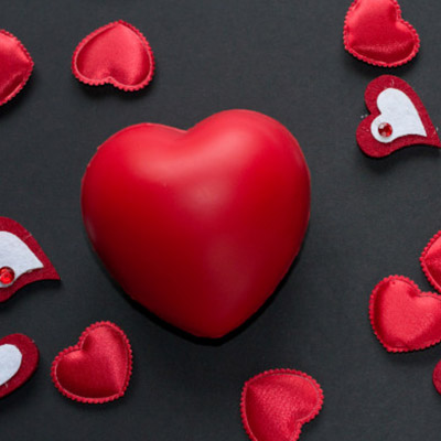 cual es el color del amor