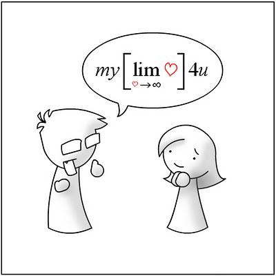 piropos de amor matematicos