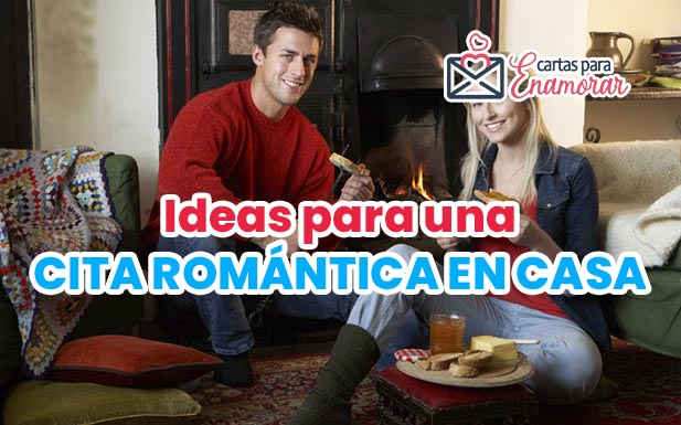 ideas para un cita romantica en casa