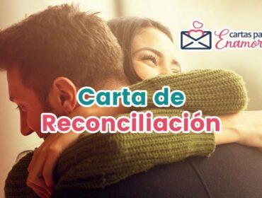 Carta de reconciliación: para tu novio y novia