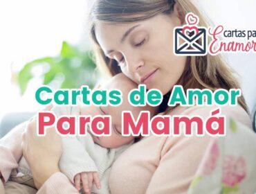 3 Cartas de amor para mamá