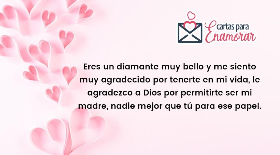 carta para mi mama