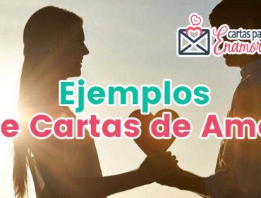 Ejemplos de cartas de amor, amistad y amor no Correspondido